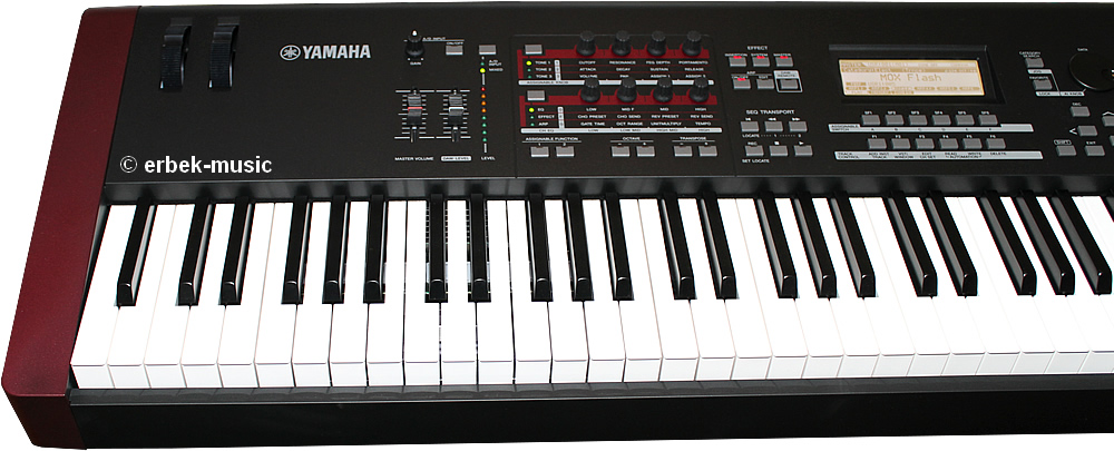 yamaha moxf8 moxf 8 mox f synthesizer workstation. Black Bedroom Furniture Sets. Home Design Ideas